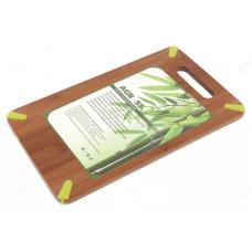 Доска разделочная бамбук Agness 897-002 30*18*0.8см