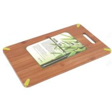 Доска разделочная бамбук Agness 897-003 36*22*0.8см