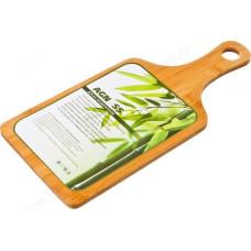 Доска разделочная бамбук Agness 897-059 35*16*0.9см