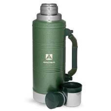 Термос металл ARCTICA 106-2200Р зелёный