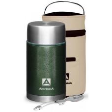 Термос металл пищевой ARCTICA 306-1000А 1л