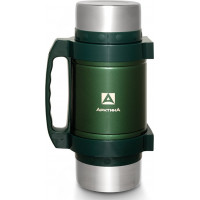 термос металл универсальный ARCTICA 202-2000 зелёный