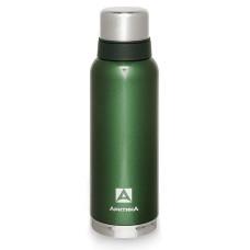 Термос металл ARCTICA 106-1200 зелёный 1,2л