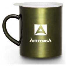 Термос-кружка ARCTICA 802-300 невакуммная болотная