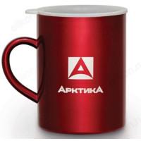 Термос-кружка ARCTICA 802-300 невакуумная красная