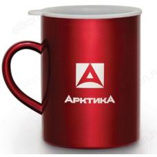 Термос-кружка ARCTICA 802-300 невакуммная красная