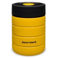 Термос металл пищевой ARCTICA 307-480 жёлтый