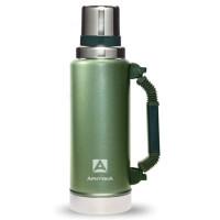 Термос металл ARCTICA 106-1250P зелёный 1,25л