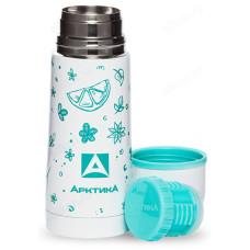 Термос металл ARCTICA 102-350w белый