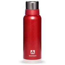 Термос металл ARCTICA 106-1200 красный 1,2л