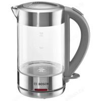 чайник стеклянный BOSCH TWK 7090B (1,5л)