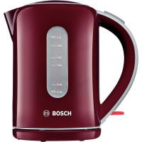 чайник BOSCH TWK 7604 (1,7л) бордовый