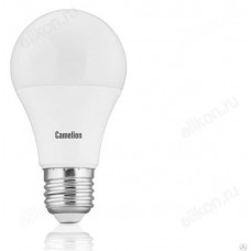 Лампа светодиодная LED E27 A60 13W 865 Camelion