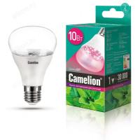 Лампа светодиодная Camelion LED-PL- 10W-/BIO/E27(10Вт 220В,для растений)