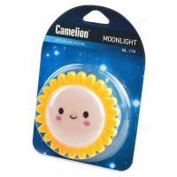 Ночник Camelion NL-179 Солнышко