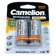 Аккумулятор С 1,2V 3500mAh Ni-MH Camelion