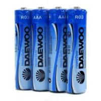 Батарейка R03 Daewoo(40)