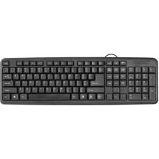 Клавиатура DEFENDER HB-420 черый