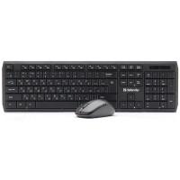 Клавиатура+мышка Defender Harvard C-945