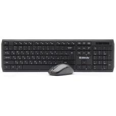 Комплект клавиатура+мышь Defender Harvard C-945