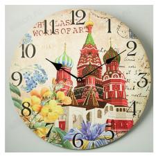 Часы настенные DELTA DT-0151 Кремль