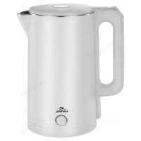 чайник металлический ДОБРЫНЯ DO-1245W (1,8л) дв.стенки