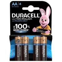 Батарейка пальчиковая АА/LR6 щелочная Duracell Ultra
