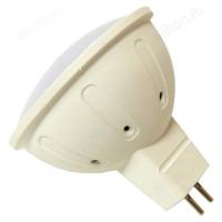 Лампа светодиодная LED GU5.3 JCDR 7W 30K ЭкоСвет