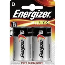 Батарейка LR20 щелочная Energizer