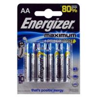 Батарейки LR6 Energizer L91DFB3+1 (4)