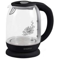 чайник стеклянный ENERGY Е-286Т (1,7л) выбор t*, цв/подсв
