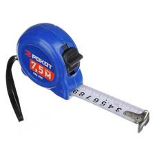 Рулетка измерительная РОКОТ 7,5м*25мм 658-095