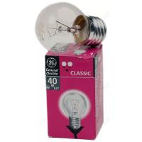Лампа GENERAL ELECTRIC 27E 40Вт минишар