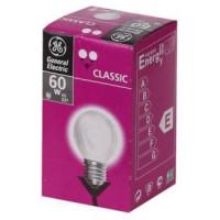 Лампа GENERAL ELECTRIC 27E 60Вт минишар