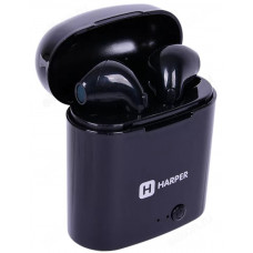 Гарнитура Bluetooth TWS HARPER HB-508 черный