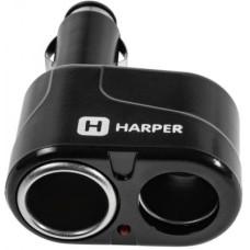 Разветвитель для прикуривателя HARPER DP-200