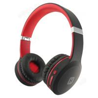 Наушники bluetooth с микрофоном HARPER HB-409 red
