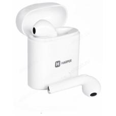 Гарнитура Bluetooth TWS HARPER HB-508 белый