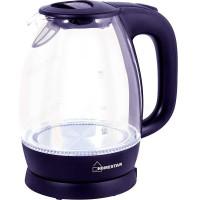 Чайник стеклянный HOMESTAR HS-1012 (1,7л)