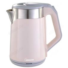 Чайник металлический HOMESTAR HS-1019 (1,8л)