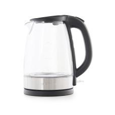 Чайник 1,7л стеклянный, 2200W, с подсветкой LERAN EKG-1756