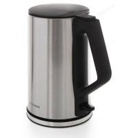 чайник металлический LERAN EKM-1575DW (1,5л) дв.стенки