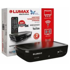 Антенный приемник TV(DVB-T2) Lumax DV1110HD