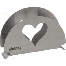 Салфетница Mallony CUORE 3060