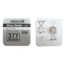 Батарейка 377 SR626SW 1,55V MAXELL