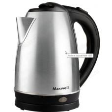 Чайник 1,8л, металл, 2200W MAXWELL MW-1055