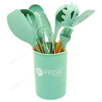 набор кухонный силикон FESSLE-10PC