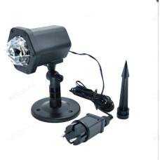 Световая установка Огонёк LD-208 / OG-LDS11 черный