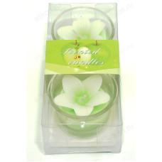 Свечи ароматические Н 28 Цветок (2шт/уп)