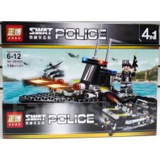 Игрушка конструктор Police